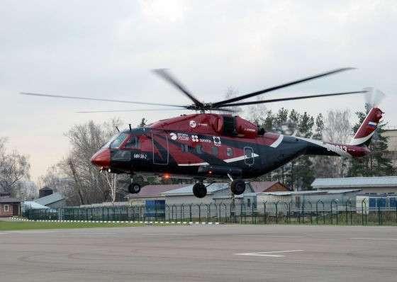 «Вертолёты России» приступают к завершающему этапу испытаний вертолёта Ми-38