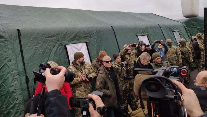 25 на 63: ЛНР завершила обмен пленными в Донбассе