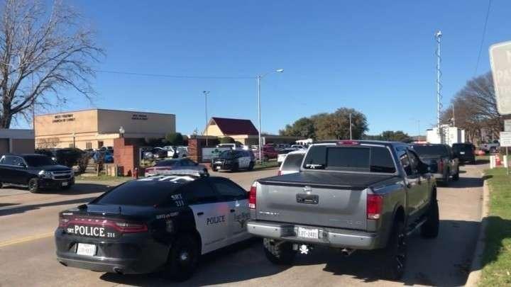 Стрельба в Техасе: в больнице умер раненый прихожанин
