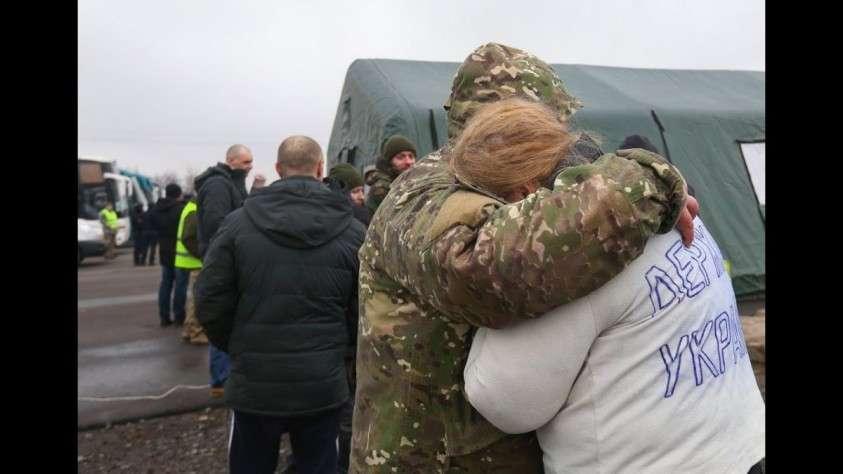 Обмен пленными обнажил масштаб репрессий на Украине
