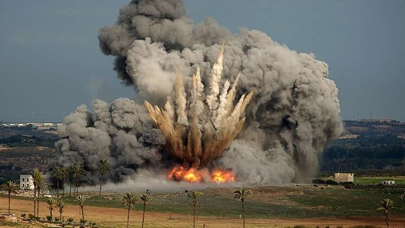 Ракетный обстрел базы США, эвакуация посольства США в Багдаде