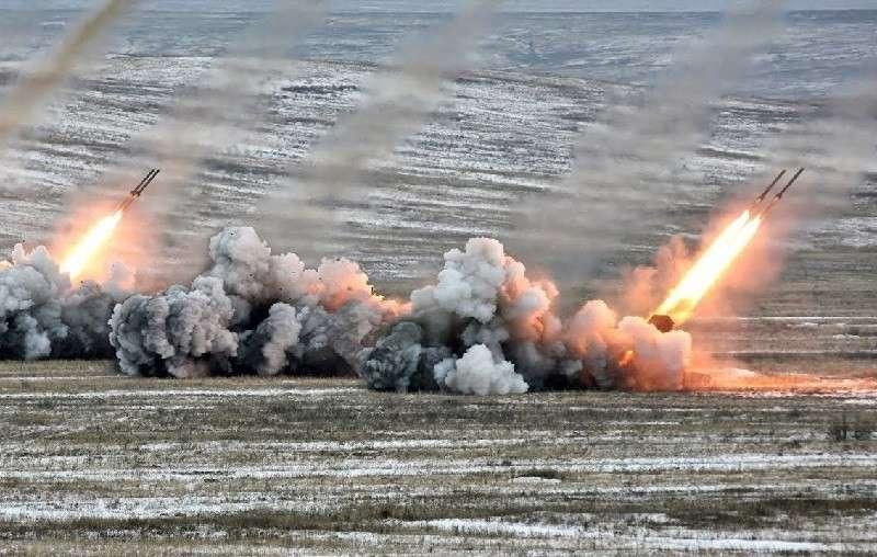 СРОЧНО: по военной базе США нанесён удар «Градами» – мир на пороге большой войны?