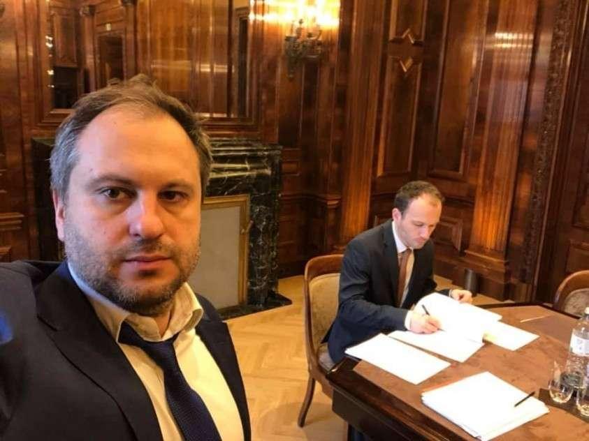 «Газпром» и Украина подписали мировое соглашение по антимонопольному разбирательству