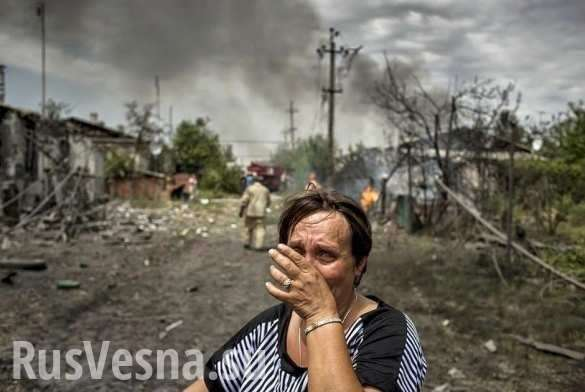«Новую газету» требуют закрыть за поддержку геноцида Донбасса | Русская весна