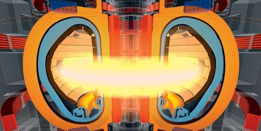 Термоядерная батарейка?