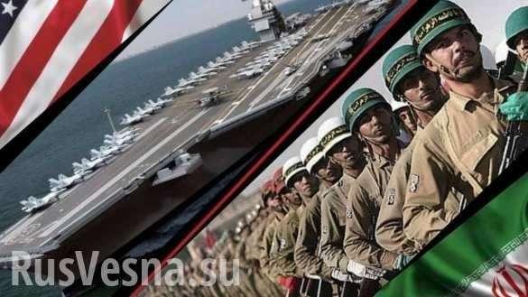 Террористический Пентагон выпустил заявление об убийстве военного лидера Ирана | Русская весна