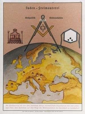 Русский всемирный заговор. Всемирным еврейским заговором разочарован