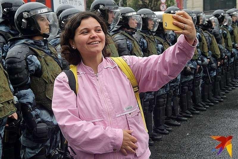 Цветная революция в России. На теме еды хайп уже не поймаешь
