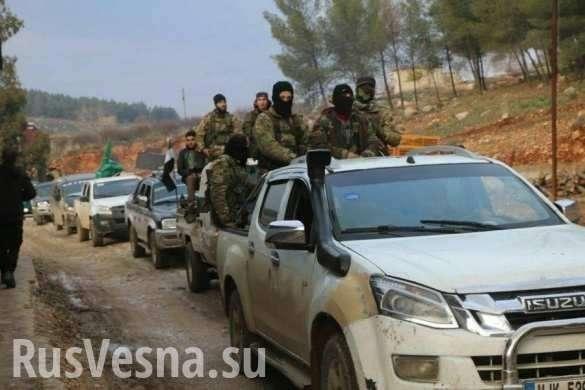 Турецкие боевики из Сирии массово летят в Ливию: Дамаск готовит жёсткий ответ | Русская весна