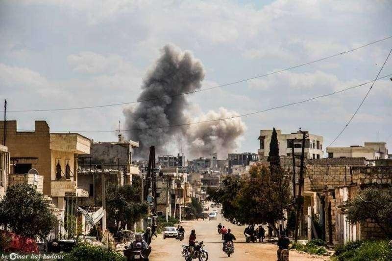 Правительственные войска Сирии неумолимо приближаются к столице турецких боевиков