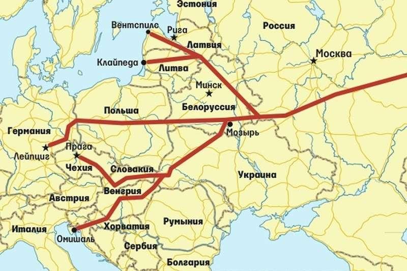 Белоруссия готовится «разорвать» нефтяную «Дружбу»