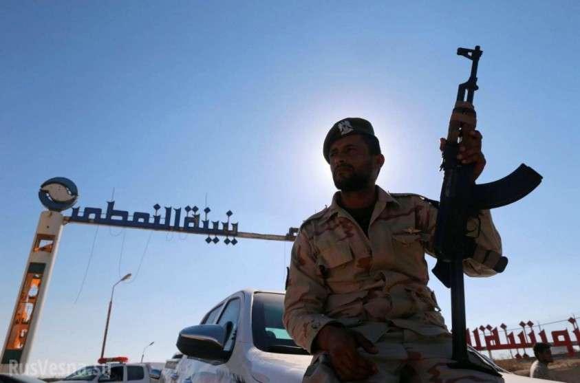В Ливии объявлен джихад и мобилизация