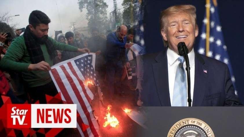 США уже открыто вступили на тропу терроризма и бандитизма. Паразиты сбросили маски
