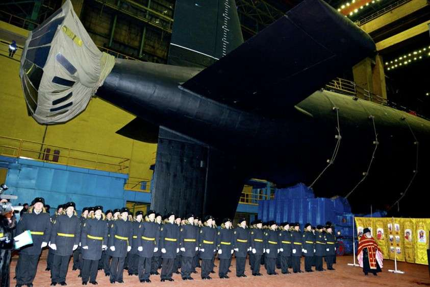 Подводные подлодки «Ясень-М». У США появился еще один повод бояться ВМФ России