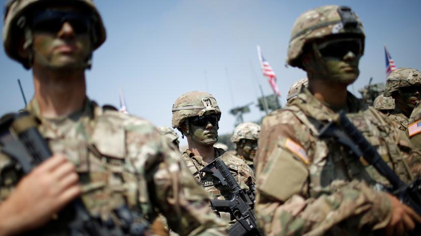 На военную базу США в Кении напали боевики
