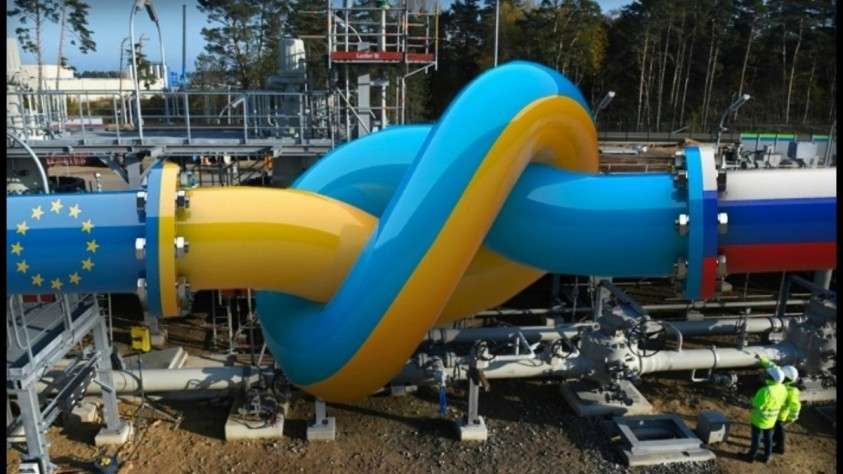 Газовое «падение» Украины: о чём говорит статистика транзита газа