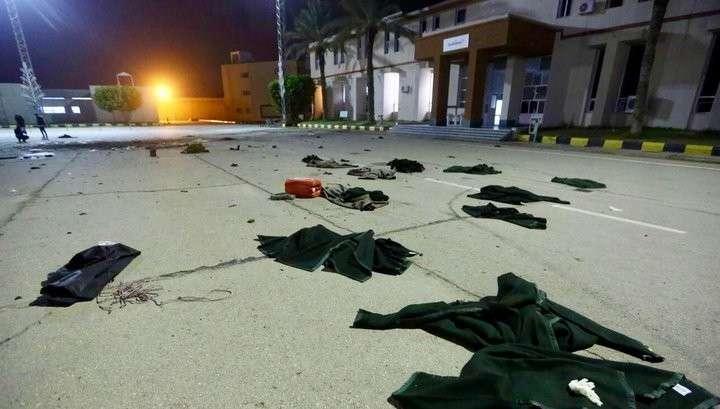 По военной академии в Триполи нанесён авиаудар, погибло 30 курсантов