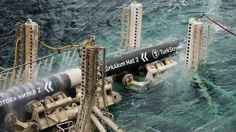Греция и Северная Македония начали получать газ по