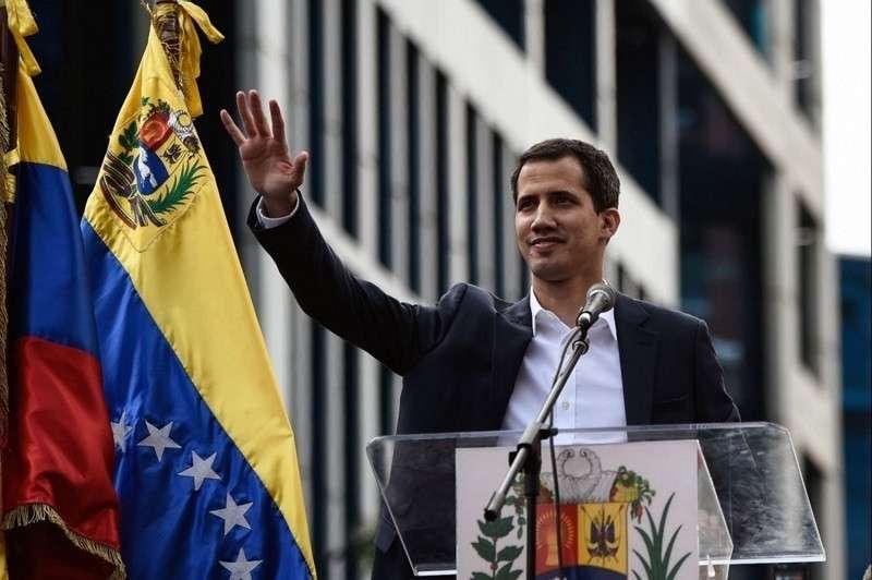 Неудачника Гуайдо сместили с поста главы Национальной ассамблеи Венесуэлы