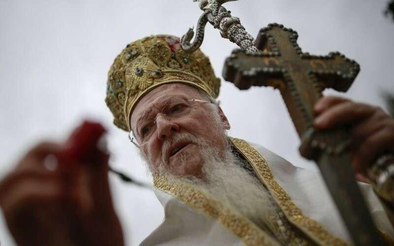 Варфоломей не считает, что он расколол восточное христианство