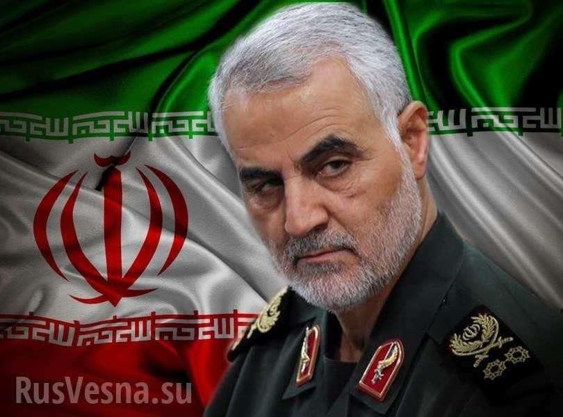 Запад в шоке от похорон генерала Сулеймани: «Бесконечное море людей на улицах»
