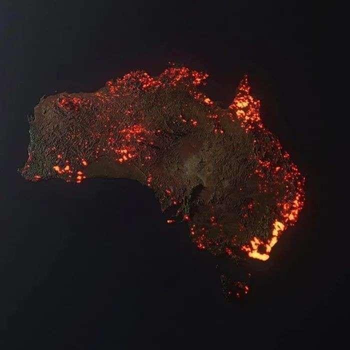 Миллионы гектаров леса сгорели. Где СМИ, экологи, гринпис и Грета Турнберг?
