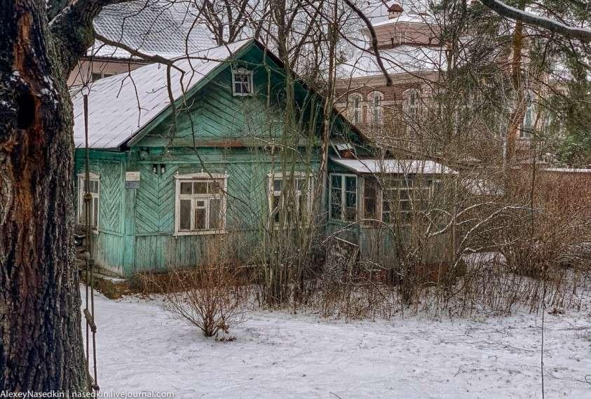 Совсем другая, неожиданная Рублёвка, которую вы не видели