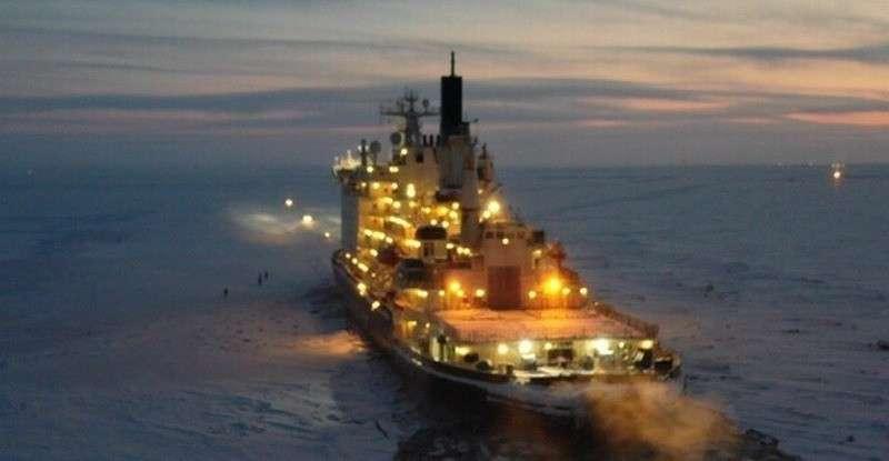Атомный ледокольный флот России. Специальный репортаж