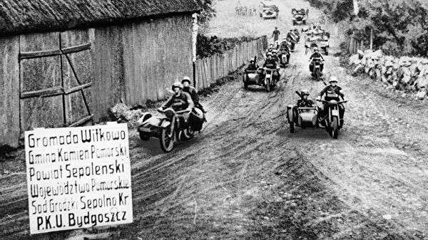 Вторжение немецкой армии в Польшу
