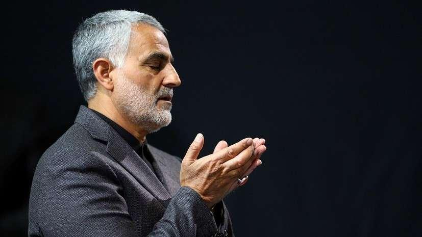 Иран подготовил 13 вариантов ответа террористам Пентагона на убийство Сулеймани