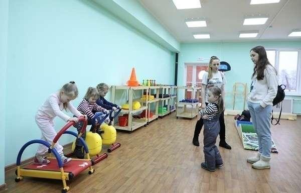В Архангельске открыли детский сад на 125 мест