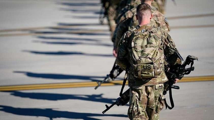 Возглавляемая США коалиция бандитов известила Ирак о выводе своих войск