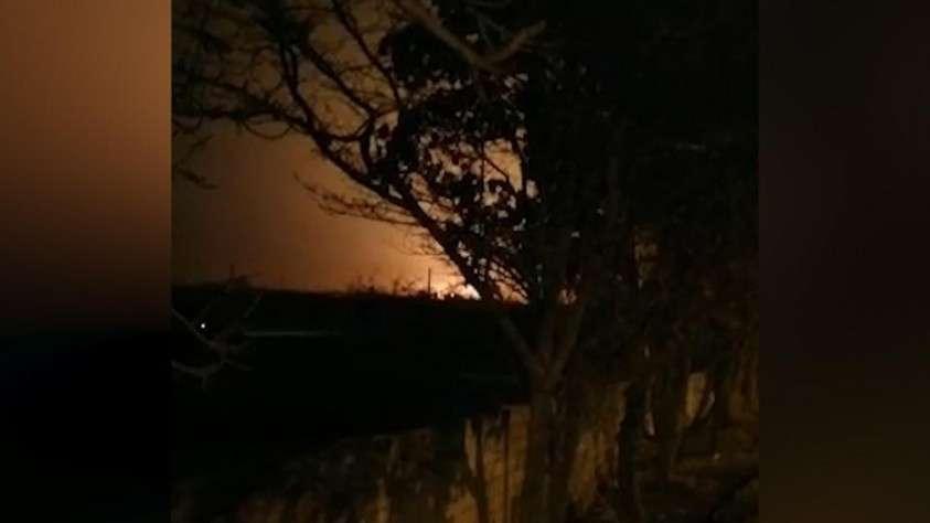 В Иране рухнул или сбит украинский лайнер со 180 пассажирами
