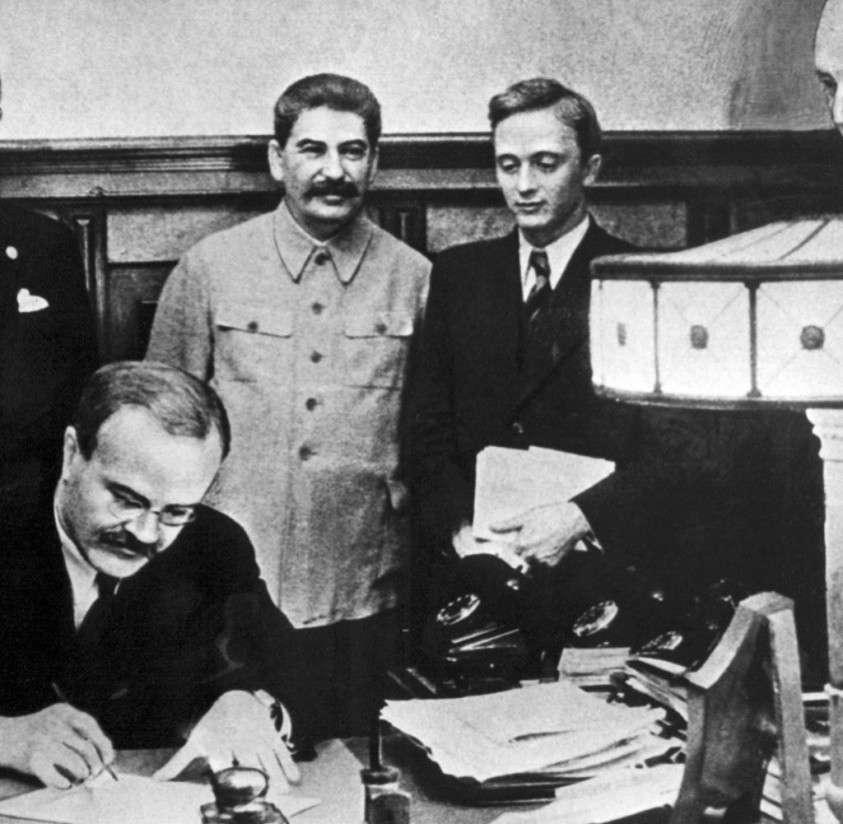 Российский взгляд на историю доводит Польшу до фальсификации истории
