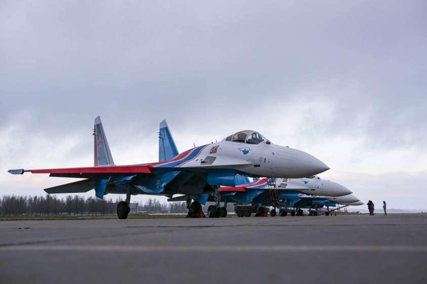 Поставки боевых и транспортных самолетов для Вооруженных Сил России в 2019 году