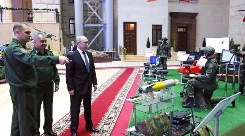 Перевооружение 2020. Какие задачи стоят перед российской армией этом году