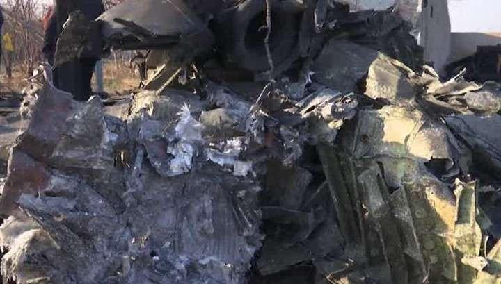 Украинский Боинг в Иране всё-таки сбили?