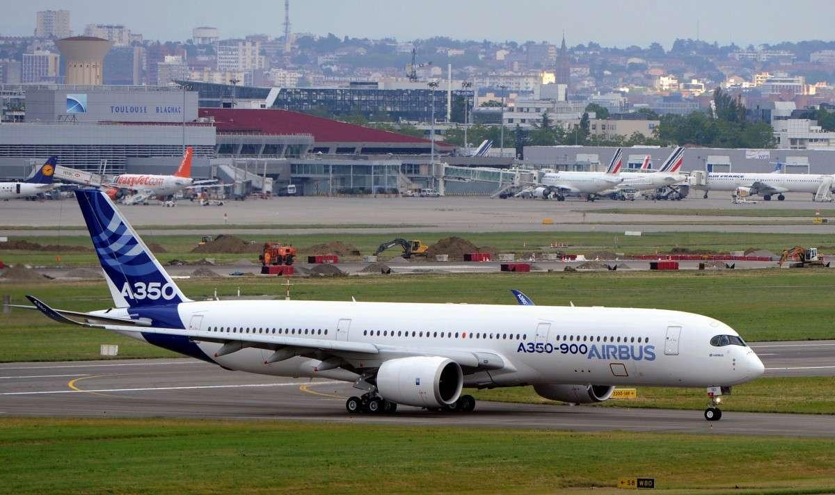 Китай и Россия собираются создать конкурента Airbus A350