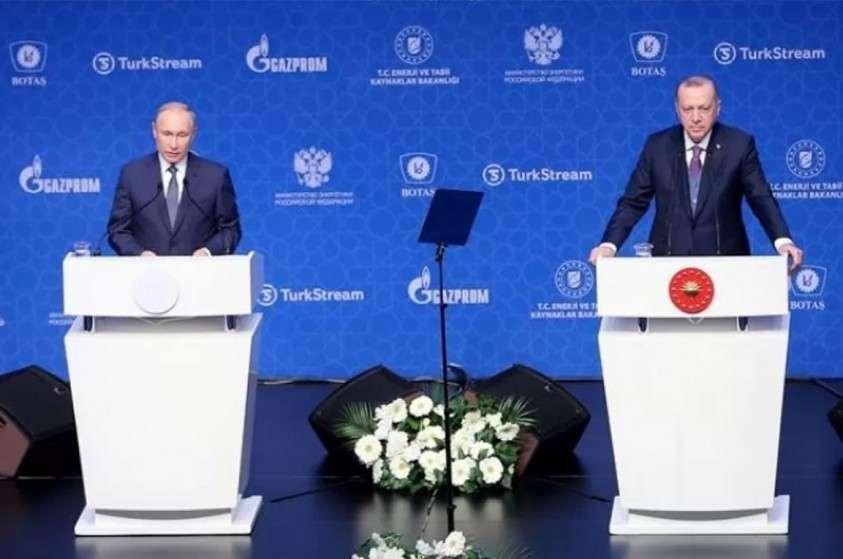 Как премьер Болгарии Бойко Борисов «Турецкий поток» открывал
