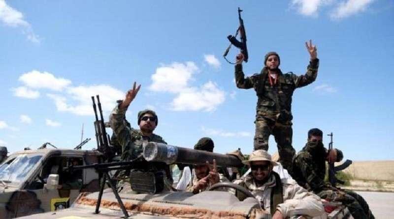 Армия Халифы Хафтара рвется к столице Ливии, городу Триполи