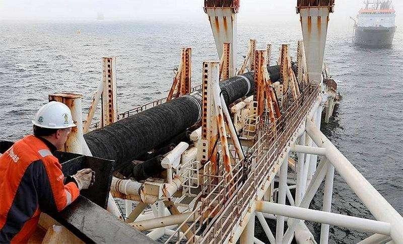 Cтроительство «Северного потока-2». Последние новости на 7 января 2020 года