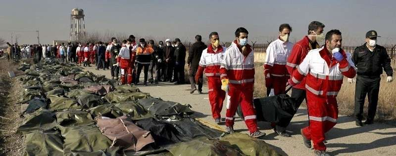 Иран признал, что случайно сбил украинский Боинг