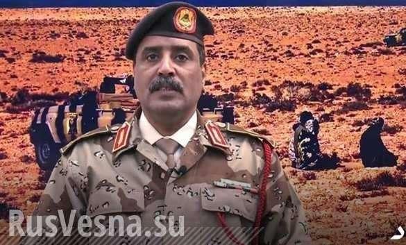 Война в Ливии: войска поддержали план Путина | Русская весна