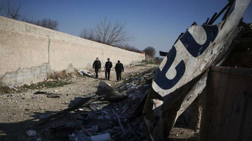 В Совете федерации заявили об ответственности США за сбитый Боинг в Иране