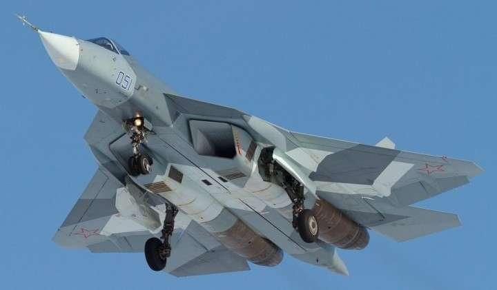 ПАК ФА получит на вооружение ракеты повышенной дальности и корректируемые авиабомбы