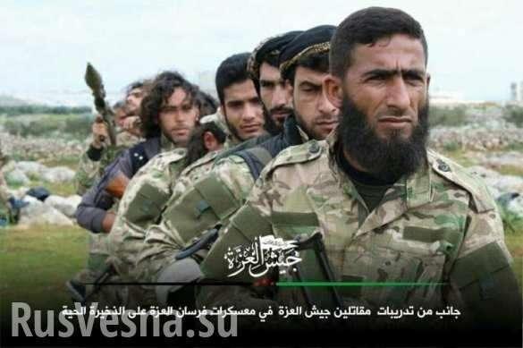 Сирия: Боевики Идлиба отправили парламентёров к Армии России | Русская весна