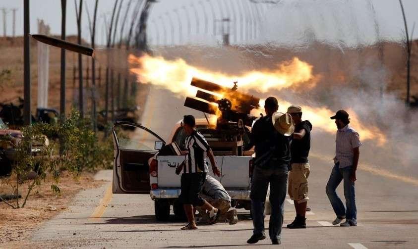 Гражданская война в Ливии близка к завершению: в Триполи введен режим прекращения огня