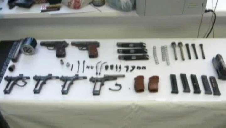 На банду убийц водителей работал собственный оружейник