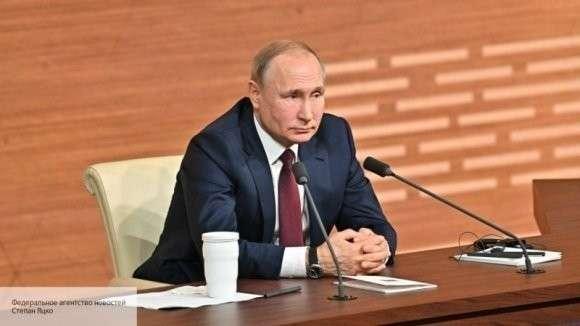 Путин: «Северный поток – 2» будет запущен в первом квартале 2020 года