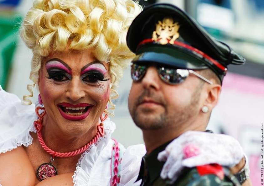 Гомосексуализм – это болезнь, которая не лечится, потому что лечить её запрещают!